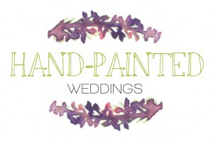 Hand Painted Weddings