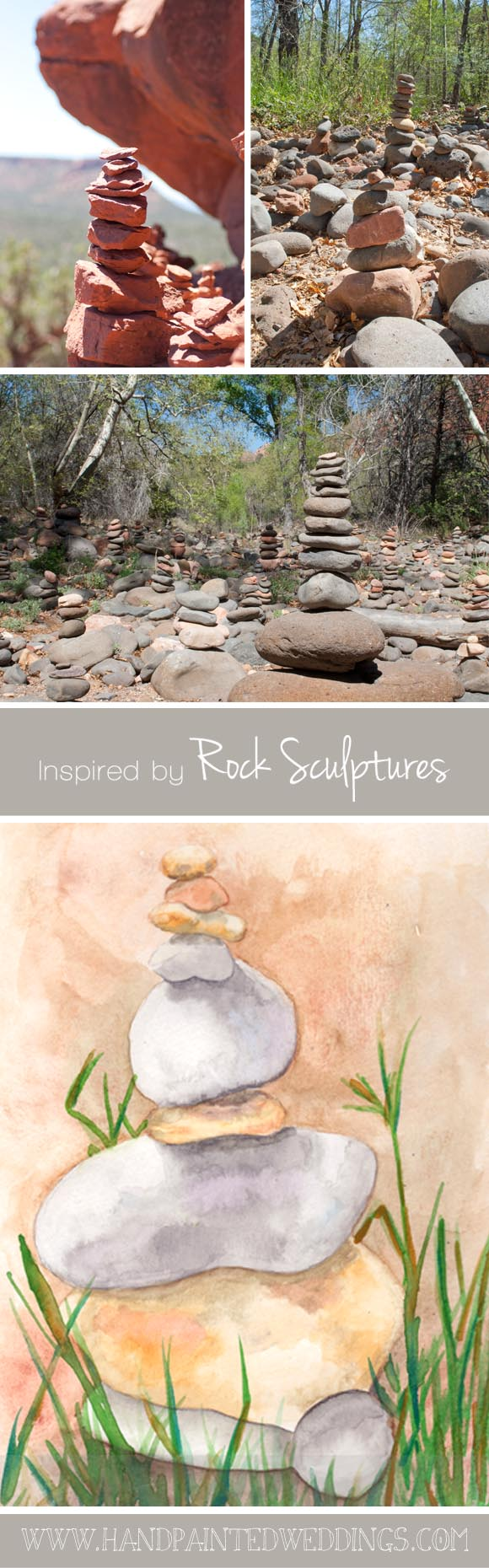 Inspired by Rock Sculptures
