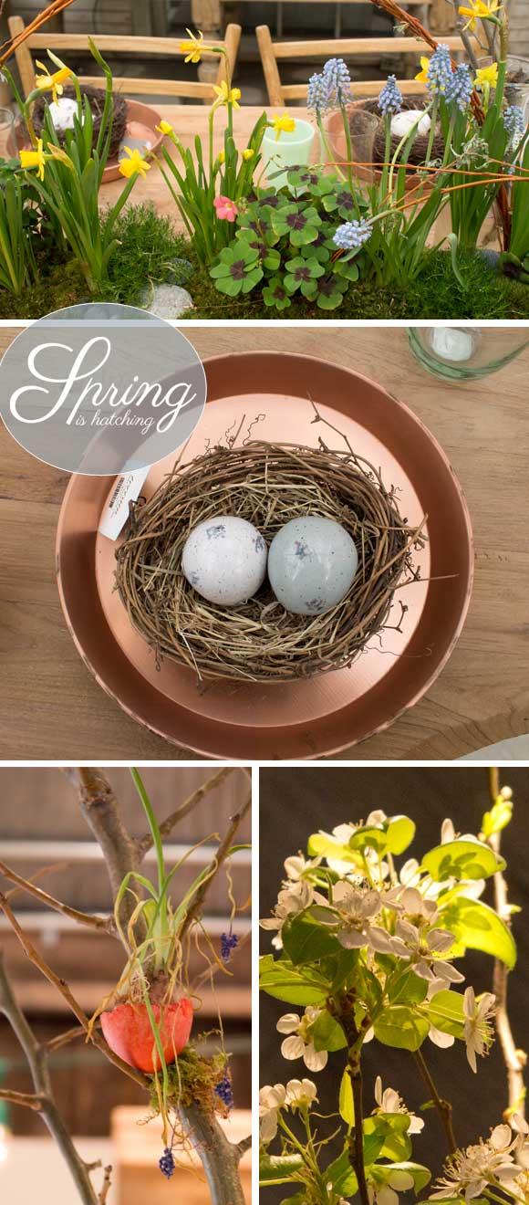 Easter inspiration curated by Hand-Painted Weddings
