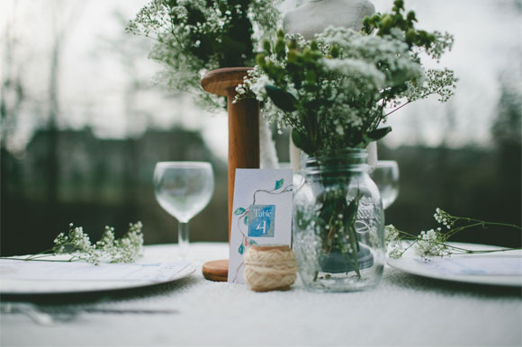 Cinderella shoot featured on Hand-Painted Weddings. Photos & Styling by Krista Leigh Hurst.