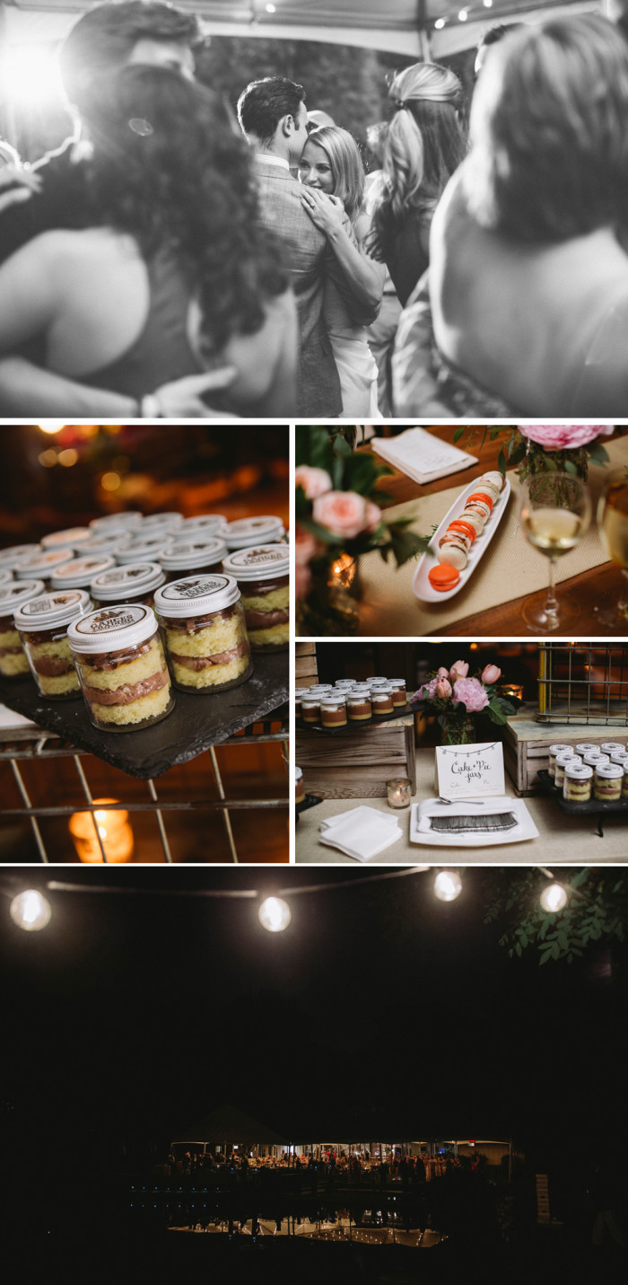 Julia and Dan's Wedding | Photos by Love Me Do Photography | Paper by Hand-Painted Weddings