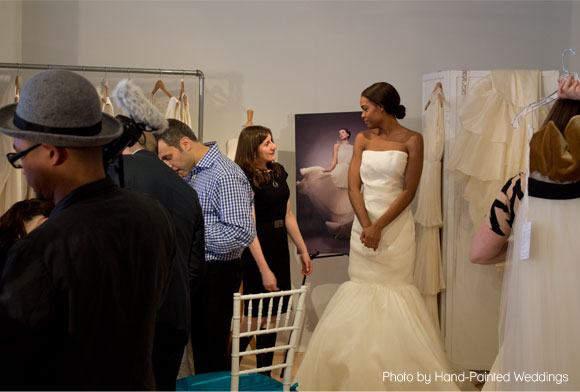 Wed Altered 2013. NYC. Photo by Hand-Painted Weddings