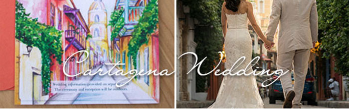Real Destination Wedding in Cartagena