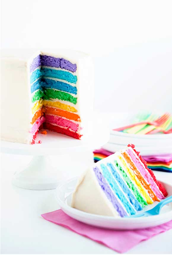 Gay Pride Rainbow Wedding curated by Hand-Painted Weddings