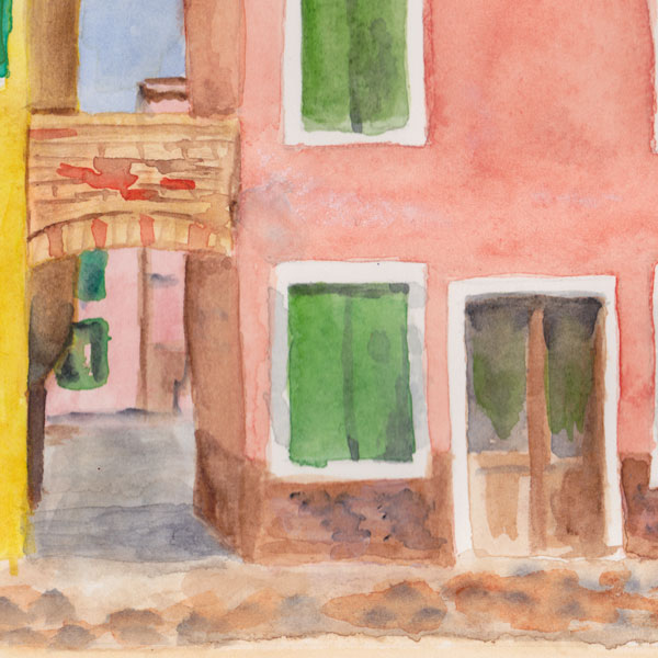 Inspired by Italy: Burano
