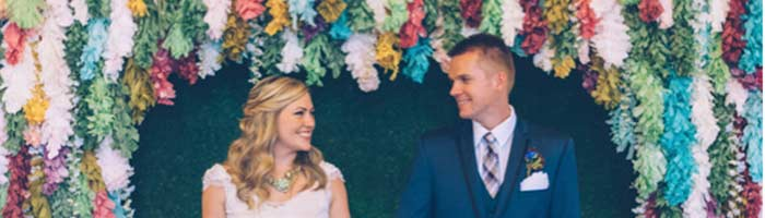Alice in Wonderland Wedding Featured on Ruffled Blog