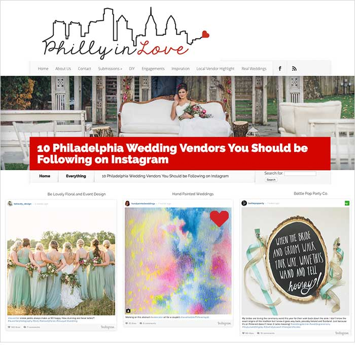Philly in Love Top Instagrammers to Follow