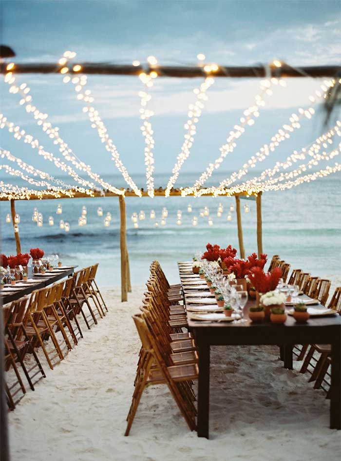 Puerto Rico Wedding.Puerto Rico Beach Wedding Inspiration Hand Painted Weddings