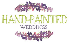 Hand-Painted Weddings
