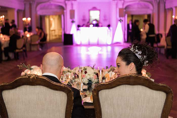 New Jersey Wedding Reception inspiration